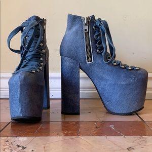UNIF Hellbound Heels